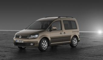 2011 Volkswagen Caddy #1