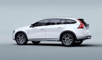 Volvo V60 Cross Country #1