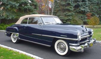 1952 Chrysler Windsor #1