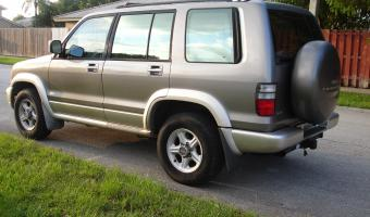 2002 Isuzu Trooper #1