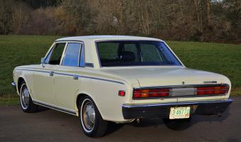 1970 Toyota Crown #1