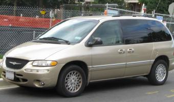 1999 Chrysler Town And Country #1