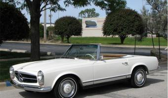 1965 Mercedes-Benz SL #1