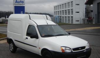 1992 Ford Courier #1