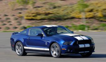 2011 Ford Shelby GT 500 #1