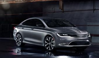 2015 Chrysler 200 #1