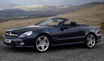 2010 Mercedes-Benz SL #1