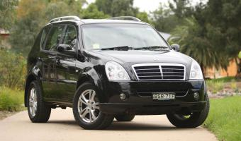 2011 Ssangyong Musso #1