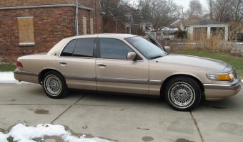 1993 Mercury Grand Marquis #1