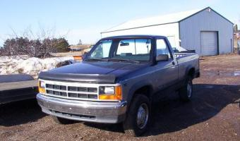 1991 Dodge Dakota #1