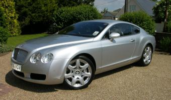 2006 Bentley Continental Gt #1