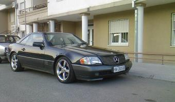 1994 Mercedes-Benz SL #1