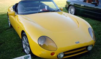 1998 TVR Griffith #1