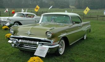 1957 Pontiac Star Chief #1