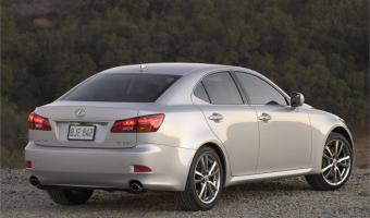 2008 Lexus Is 350 #1