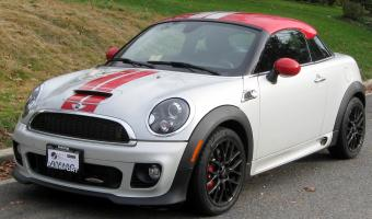 Mini Cooper Coupe #1