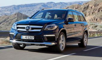 2012 Mercedes-Benz GL #1