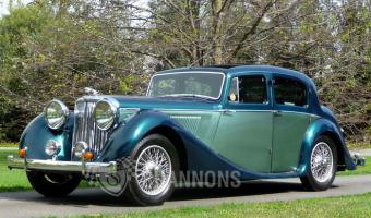 1946 Jaguar Mark IV #1