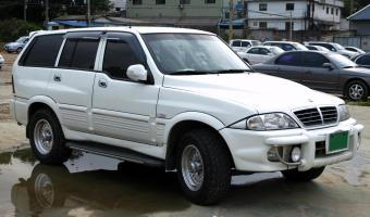 2009 Ssangyong Musso #1