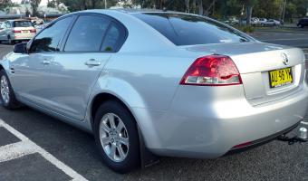 2008 Holden Commodore #1