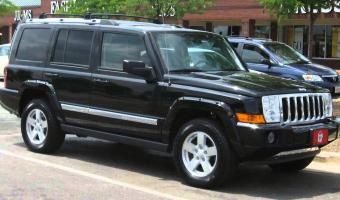 2007 Jeep Commander #1