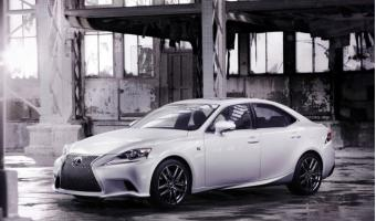 2014 Lexus Is 350 #1