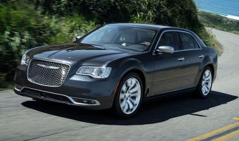 2015 Chrysler 300 #1