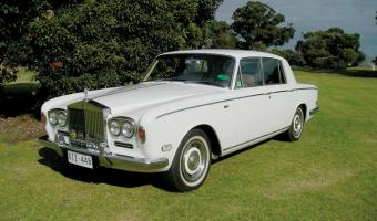 1972 Rolls royce Silver Shadow #1