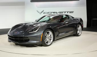 Chevrolet Corvette Stingray #1