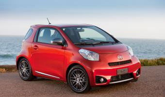 2015 Scion Iq #1