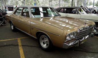 1977 Chrysler Valiant #1