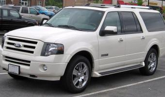 2007 Ford Expedition El #1
