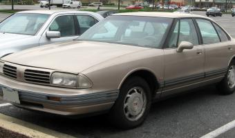 1997 Oldsmobile Eighty-eight #1