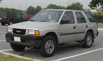 Isuzu Rodeo #1