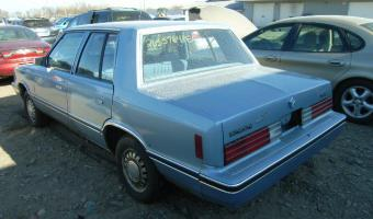 1983 Plymouth Reliant #1