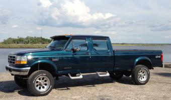 1996 Ford F-350 #1