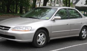 1998 Honda Accord #1