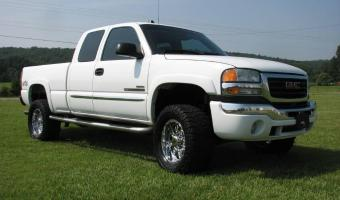 2004 GMC Sierra 2500hd #1