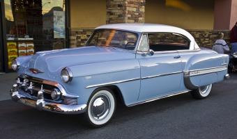 1953 Chevrolet Bel Air #1