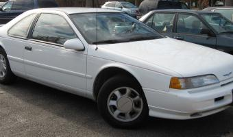 1995 Ford Thunderbird #1