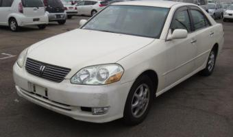 2001 Toyota Mark II #1