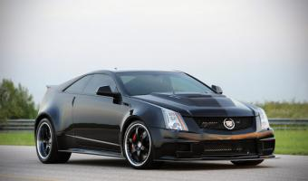 2013 Cadillac Cts-v Coupe #1