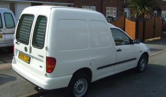 1998 Volkswagen Caddy #1