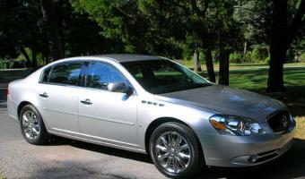2007 Buick Lucerne #1