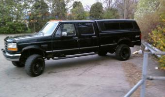 1993 Ford F-350 #1