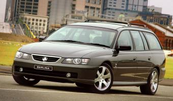 Holden Berlina #1
