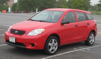 2005 Toyota Matrix #1