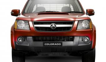 2011 Holden Colorado #1