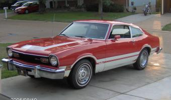 1974 Ford Maverick #1