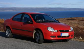 2001 Chrysler Neon #1